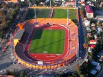 stadiums in Romania