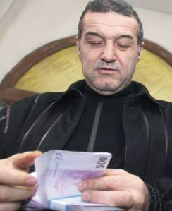 If Steaua wins the title, Gigi Becali will have to invest in two teams for the next European campaign...