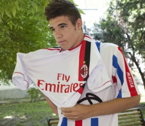 Otelul's Tudorie might have impressed AC Milan, but convince his club he's talented enough seems a bit more difficult.