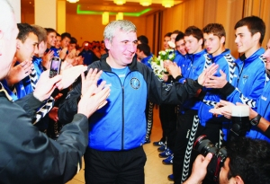 Hagi's Academy fuels not just Romania's youth national teams, but also Romania's champion club.